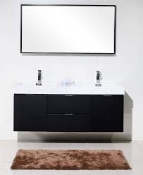 60 Bathroom Vanity Double Sink by Bliss 60