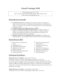 Human Resource Sample Resume by 100 Hr Resume Templates Best Resume Examples 14 Uxhandy Com