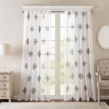 How To Hang Sheers And Curtains 10 Best Sheer Curtains 2017 Pretty Sheer Curtain Panels And Drapes