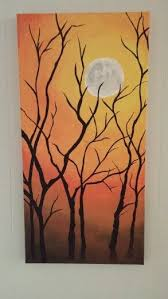 Thanksgiving Window Paintings Best 25 Fall Canvas Ideas On Pinterest Fall Canvas Painting