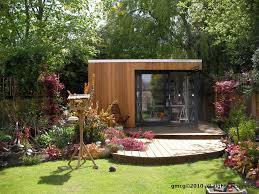 build an art studio in your backyard home