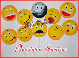 Preferidos Placas Emoji | Elo7 #BJ28
