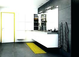 black and white bathroom decorating ideas black and yellow bathroom midtree co