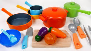 Kitchens For Kids by Cookware Pots And Pans Toy Playset For Children Kitchen Cooking