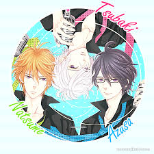 tsubaki brothers conflict happy birthday asahina triplets uploaded by tobihoes