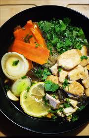 cuisiner asiatique bouillon à l asiatique idée recette asiatique