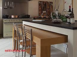 table coulissante cuisine ilot avec table coulissante pour idees de deco de cuisine