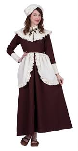 womens costumes women s colonial abigail costume candy apple costumes see