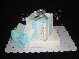 engagement ring cake cakecentral com