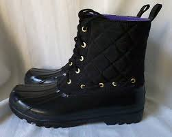 womens sperry duck boots size 9 sperry collection on ebay