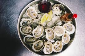 mignonette cuisine oysters mignonette sauce diable picture of bocata restaurant bar