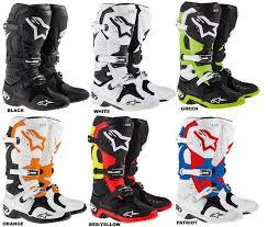 motocross boots alpinestars alpinestars 2014 tech 10 motocross boot product spotlight