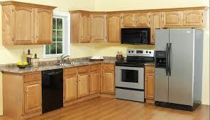 golden oak kitchen cabinets paint colors industrial pendant lights