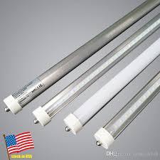 led shop light bulbs 8ft t8 fa8 6000k led light tube 45w replacement fluorescent l
