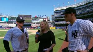 tyler austin aaron judge called up by yankees mlb com