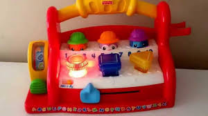 Learn Bench Fisher Price Laugh And Learn Learning Tool Bench See How It