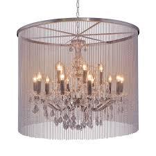 Sparkle Plenty Chandelier Cleaner Restoration Revolution Vaille Crystal 15 Light 36
