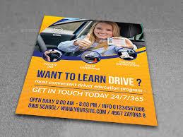 drive brochure template school advertisement templates fieldstation co