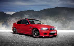 Bmw M3 Red - bmw m3 e46 wallpapers wallpaper cave
