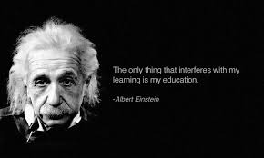 einstein spr che albert einstein quote and learning and education quotes about