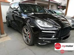 Porsche Cayenne Used - 2012 porsche cayenne for sale in malaysia for rm368 000 mymotor