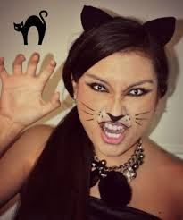 How To Do Cat Makeup For Halloween by Cat Makeup For Halloween