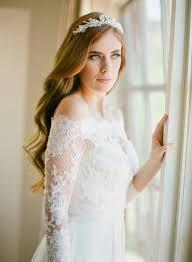 bridal tiara carla beaded bridal tiara tania maras bespoke wedding