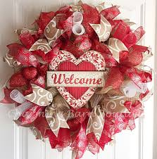valentines wreaths s day s day heart wreath valentines wreath