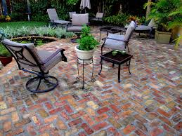 Simple Brick Patio With Circle Paver Kit Patio Designs And Ideas by 16 Best Brick Plaza Ideas Images On Pinterest Brick Patios