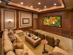Home Theater Decorating Ideas On A Budget Home Theater Seating Ideas Pictures Options Tips U0026 Ideas Hgtv