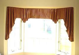 dining room valance bay window valance ideas window valance ideas bay window treatment