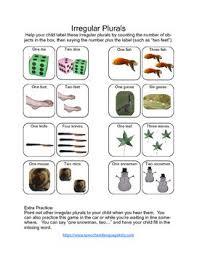best 25 irregular plural nouns worksheet ideas on pinterest