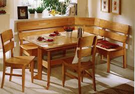 Dining Room Banquette Bench by Small Breakfast Nook Table With Banquette Seating And Chairs Made