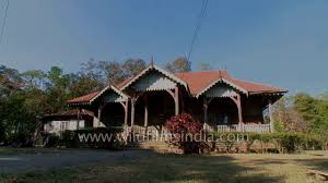 glorious old bungalow with forest trails all around aizawl