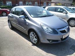 used vauxhall corsa sxi 2008 cars for sale motors co uk