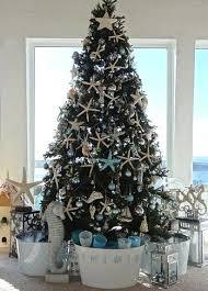 by the seashore tree i done a nautical tree i used