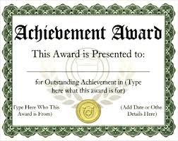sample award certificate 9 how to make award certificates in