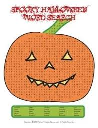 halloween word searches u2013 printable games