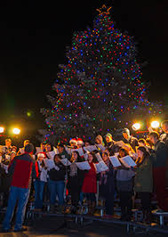 Singing Christmas Tree Lights Dartmouth Gets In The Holiday Spirit With Tree Lighting Ceremony