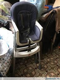 orchestra chaise haute orchestra chaise haute état impeccable couleur bleue a vendre