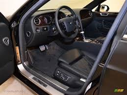 bentley sedan interior 2011 bentley continental flying spur speed interior photo