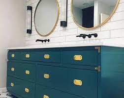 Distressed Bathroom Vanities Bathroom Vanity Etsy