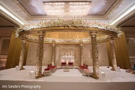 indian wedding mandap rental mandap in columbus oh indian wedding by jim sanders photography