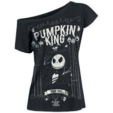 king t shirt by the nightmare before things i