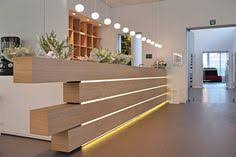 Illuminated Reception Desk Salon Led Lighted Reception Desk Rt 2063 Office Spaces
