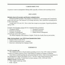 Accountant Resume Template by Template Accounting Resume Exles And Career Advice Cover Letter