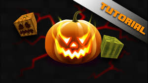 free halloween farm background fully automatic pumpkin and melon farm w observer minecraft 1 11