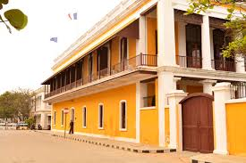 French Colonial Architecture Pondicherry U2013 Architecture In The French Quarter U2013 The People Village