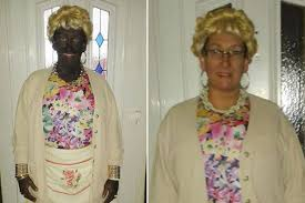 tesco worker who u0027blacked up u0027 as big momma for halloween morphs