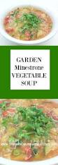 soup kitchen meal ideas garden vegetable minestrone soup recipe frugal new england